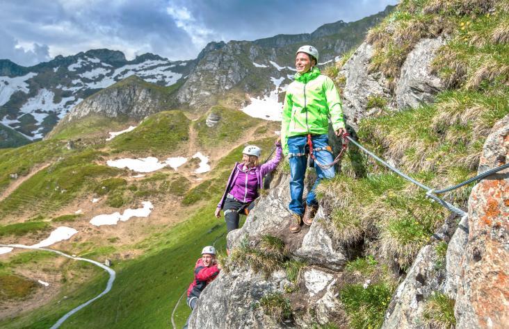 Kletterausrüstung Leihen : Klettersteig ausrüstung leihen gastein moments