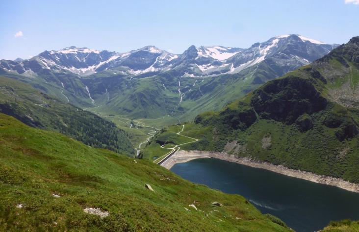 Der untere Bockhartsee