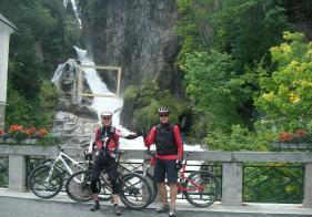 Am Bad Gasteiner Wasserfall