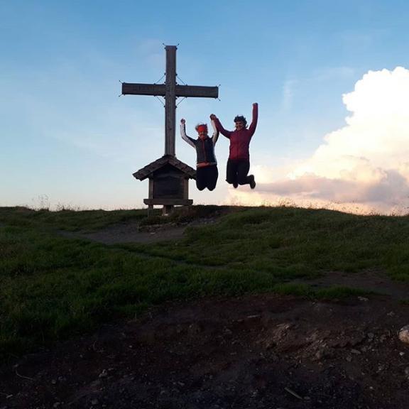 About the last weekend 😍 #friends #wellspentdays #reedsee #gmunden #gamskarkogel