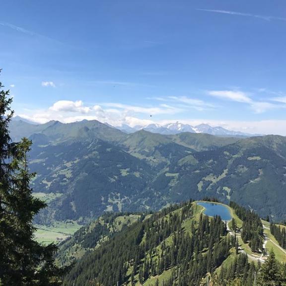 #fulseck #gastein #österreich #spiegelsee #travel #nofilter #salzburgerland