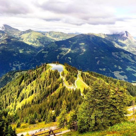 #fulseck #austria🇦🇹 #österreich  #rakousko #alps #alpy #salzburg #salzburgerland #dorfgastein #mountains #mountainslake