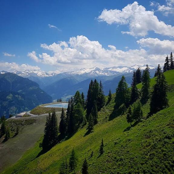 #grossarl #panoramabahn #kreuzkogel #fulseck #gipfelstadl #hohetauern #nationalpark #hiking #mountains #austria #bluesky #clouds #sunny #holidays #nature #photography