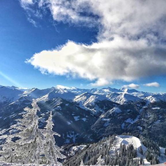 #gastein #skiing #dorfgastein #fulseck
