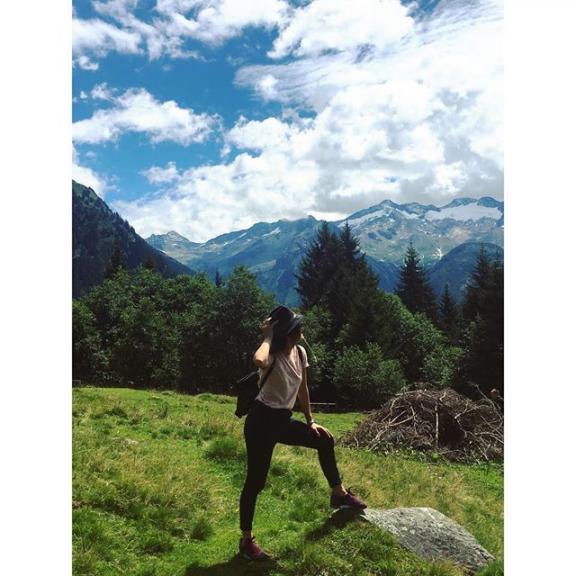 #hikingforbeginners ✔️ #wandernumzusnacken #bergluftschnuppern #wanderlust  #sommerindenbergen #hiking #badgastein #visitbadgastein #poserhöhe #austria