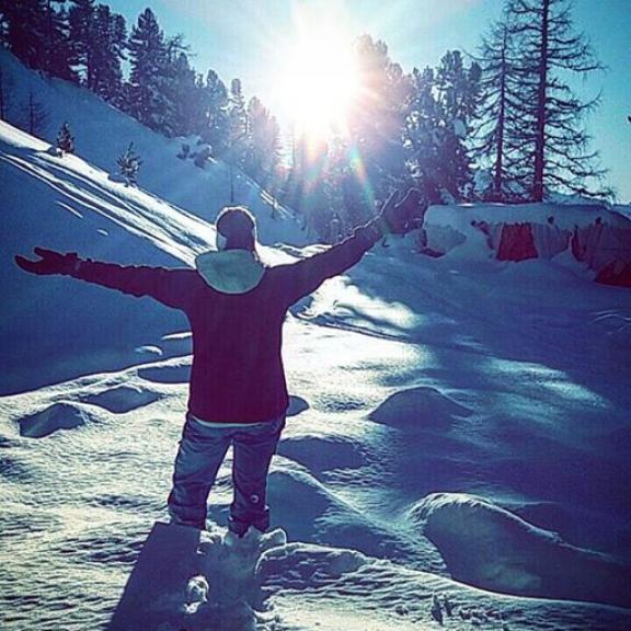 #visitgastein #skitour #graukogel #schnee  #happytobehere