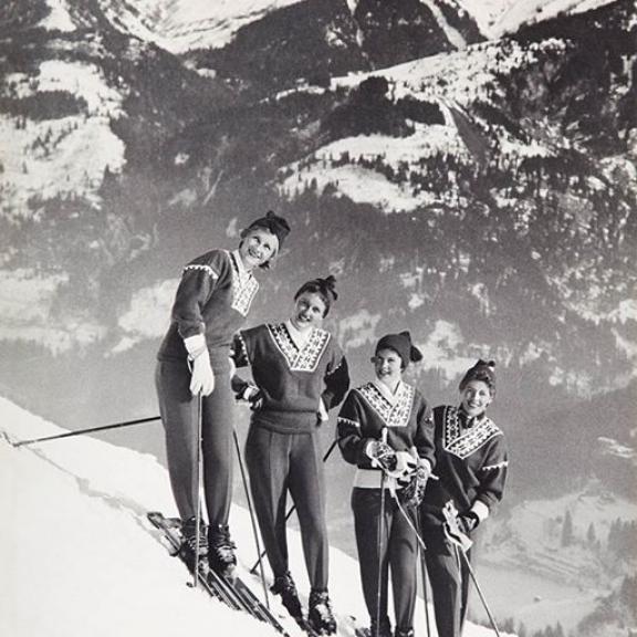 @daleofnorway where and when was this pic taken? My guess: #badgastein #1958 #stubnerkogel #vintagebadgastein