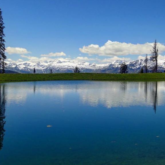 Spiegelsee / Fulseck #austria #mountain #salzburg #fulseck #nature #landscape #photo #sky #water #blue #wood #followforfollowers #follow #follow4follow #followforlike #like4like #likeforfollow #like4follow #berge #bergwelten #green #badgastein #dorfgastein #photooftheday #photography #photographer #picoftheday #pics #reflection #clouds