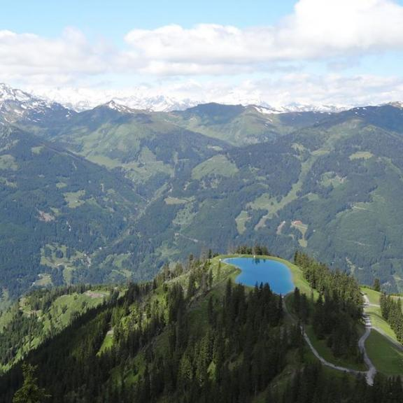 Spiegelsee / Fulseck #austria #mountain #salzburg #fulseck #nature #landscape #photo