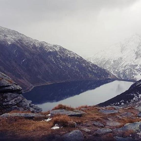 #home #mountains #bockhartsee #gastein #freshair #firstsnow #cantwaitforwinter #hiking #beautiful #nature #breathtaking #love