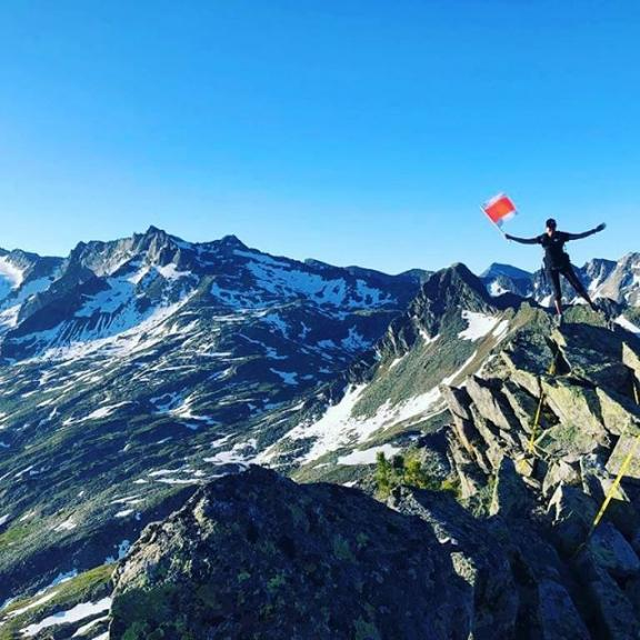 Streckenposten #addidasinfinitetrails  #graukogel  #happynessisachoice  #running #mountains #badgasteinisforlovers #badgastein #earlybird #highlandern #myhood #mountainlove #piratesofthepose #nature #nationalparkhohetauern