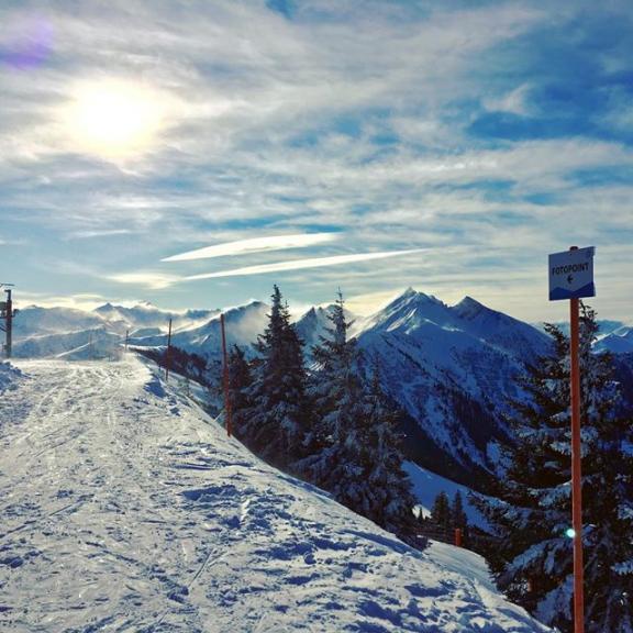 #nowordsneeded #skiing #fulseck #2033m #skigastein