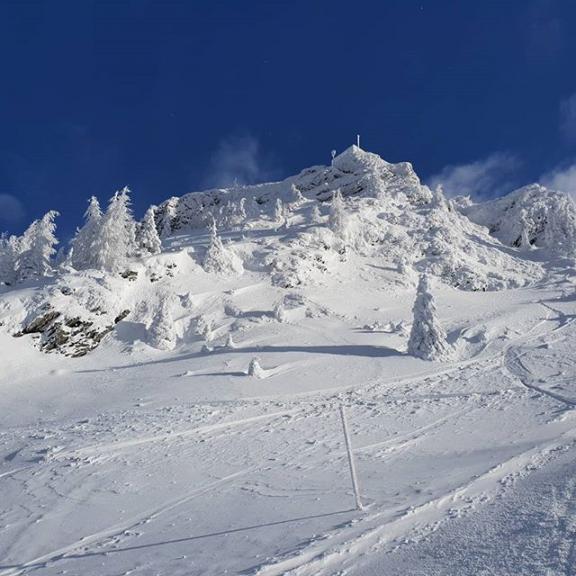#dorfgastein #fulseck #nature #mountains #snow #nofilterneeded #winterwonderland