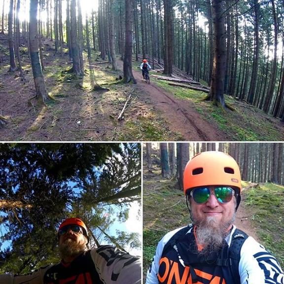 Bertahof trail Gastein #mountainbike #enduromtb #trail #trailrun #oneal #evoc #abus #visitgastein #gastein #bertahoftrail #helidus #gopro #doityourself #doityourway #salzburgerland #bikegastein #mtbgastein