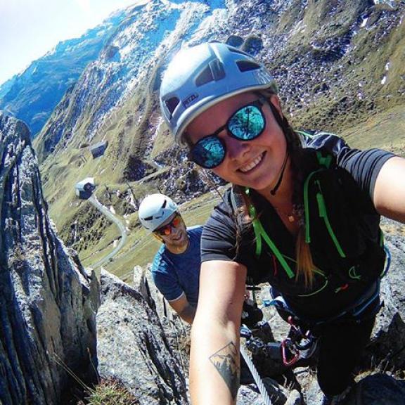 kletter-wetter ☀️ #hike#climb#mountains#austria#salzburg#gastein#gasteinmoments#alps#klettersteig#catchmeoutside 🏔️