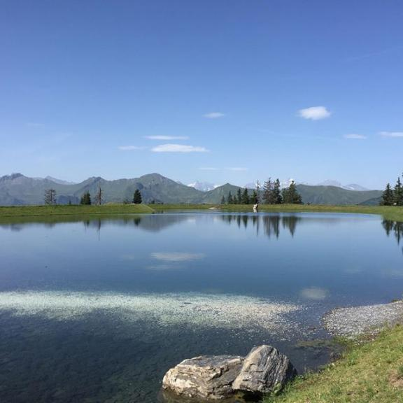 #skönhetsupplevelse Spiegelsee #Fulseck 2000m #Dorfgastein #Hike