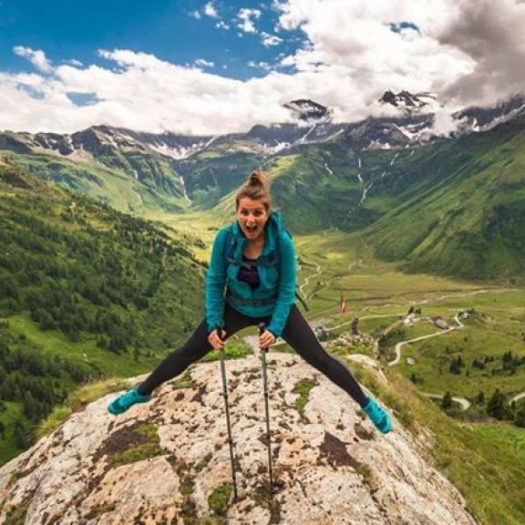Crazy Austria/ Crazy in Austria?#austria #österreich #bockhartsee #sportgastein #gastein #mountains #hohentauern #jump #crazy #trekking