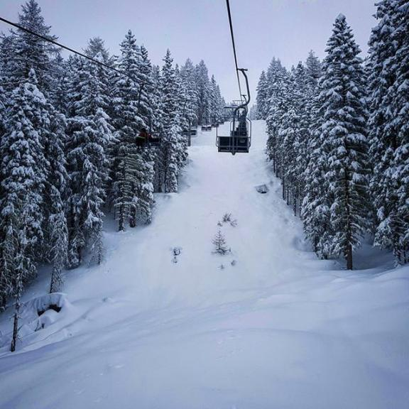 🤙It has been a great weekend up the Grau but... 👋 #backtowork #sundaynofunday #snow #winter #Graukogel #BadGastein #Austria