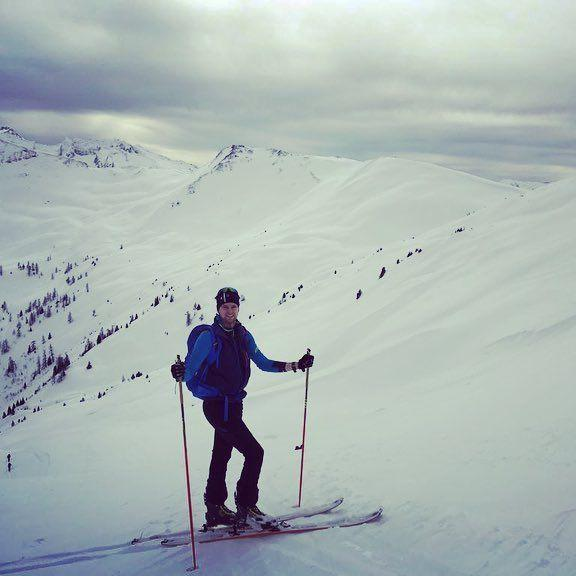 Gamskarkogel #mitderbesten #awesome #nature #love #her #skimo #riapsport #riapsportler #gamskarkogel