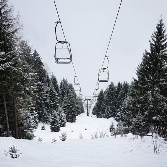 #badgastein #graukogel #wandern #winterwonderland