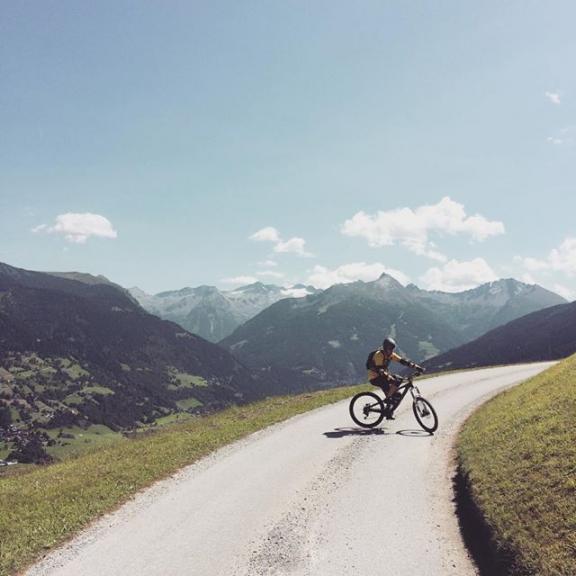 Biken im Angertal #gastein #angertal #mtbgastein