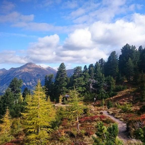 Sista dagen i detta paradis... Imorgon blir det tidig morgon och avfärd mot Sverige ☀ #badgastein #graukogel #vandring #hiking #yogamountainweek