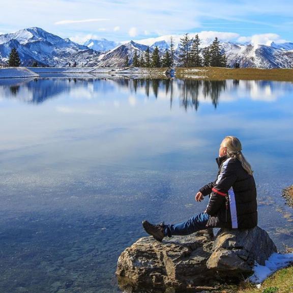 #photographer #photooftheday #fulseck #badgastein #gasteinertal #mountain #spiegelsee #landscapephotography #alpen #lake
