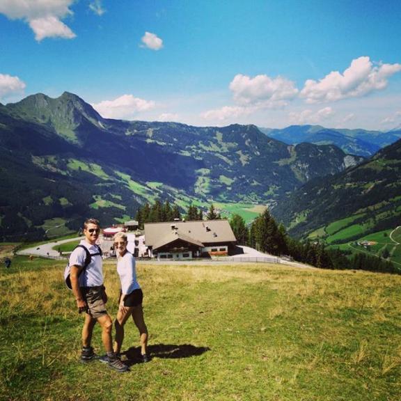 Auf da Oim 🐄☀️🏔🍽🍻 #tb #salzburg #fulseck #wengeralm #wanderlust #hüttengaudi #naturerlebnis #blosnauftfias