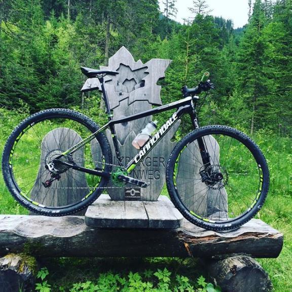 Endnu en god dag på cyklen #angertal #badhofgastein #badgastein #mtbgastein