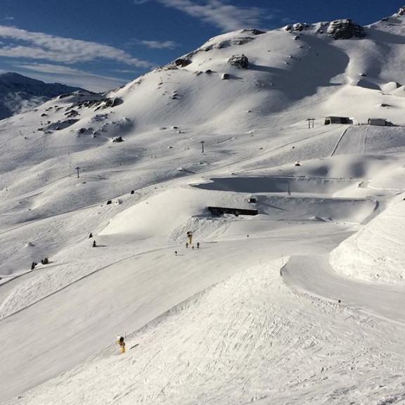#sun #withmygirl #mountains #austria #visitgastein #skiamade #schlossalm #skitouring #uvexsports