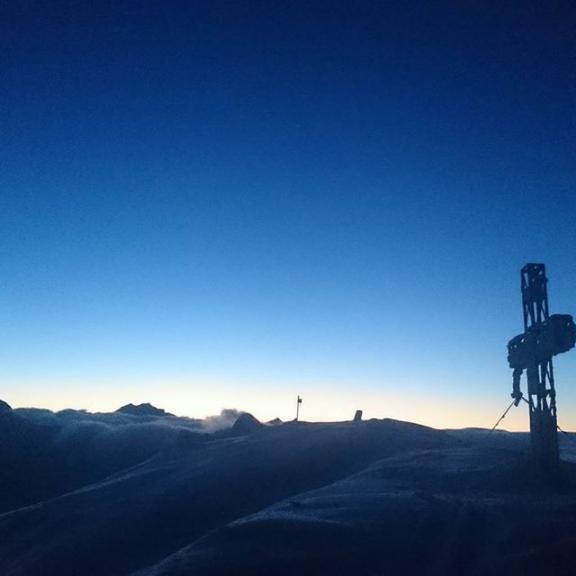 Morgenstund..... #fischerski #scarpaalienrs #gastein#gasteinmountains #gasteinertal #gasteinmoments #salzburgerland #kreuzkogel