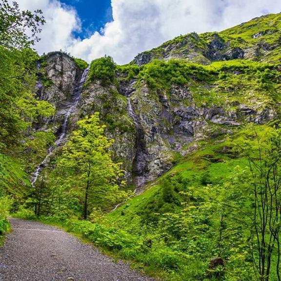 Summer on the trail  #gastein #sportgastein #badgastein #austria #europe #travel #nikon #d750 #nature #landscape #green #alps #alpine #mountains #hiking