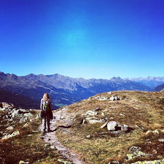 #hiking in #badgastein  am #graukogel #palfnersee #2074m #austria #mountainlove #happydays  with @lambert737 und Tine