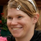 Andrea Eckschlager von Bike Gastein