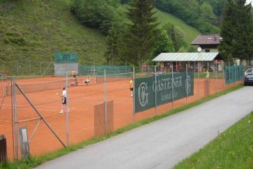 Tennisplatz Dorfgastein