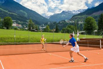 Tennisplatz Sonngastein